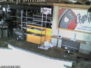 RF webcam