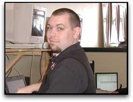 Michael Mathison – Service Tech