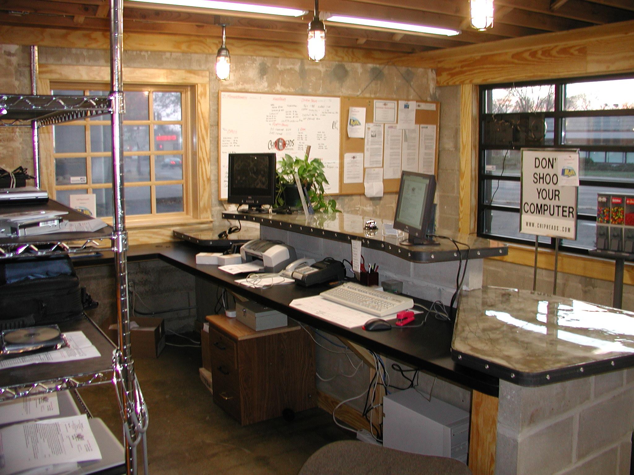 Richfield front desk