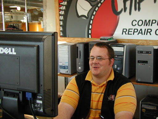 Jason Marsh – Senior Service Tech / Data recovery